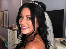 Bridal Hairstyles by Cover Girl Brides